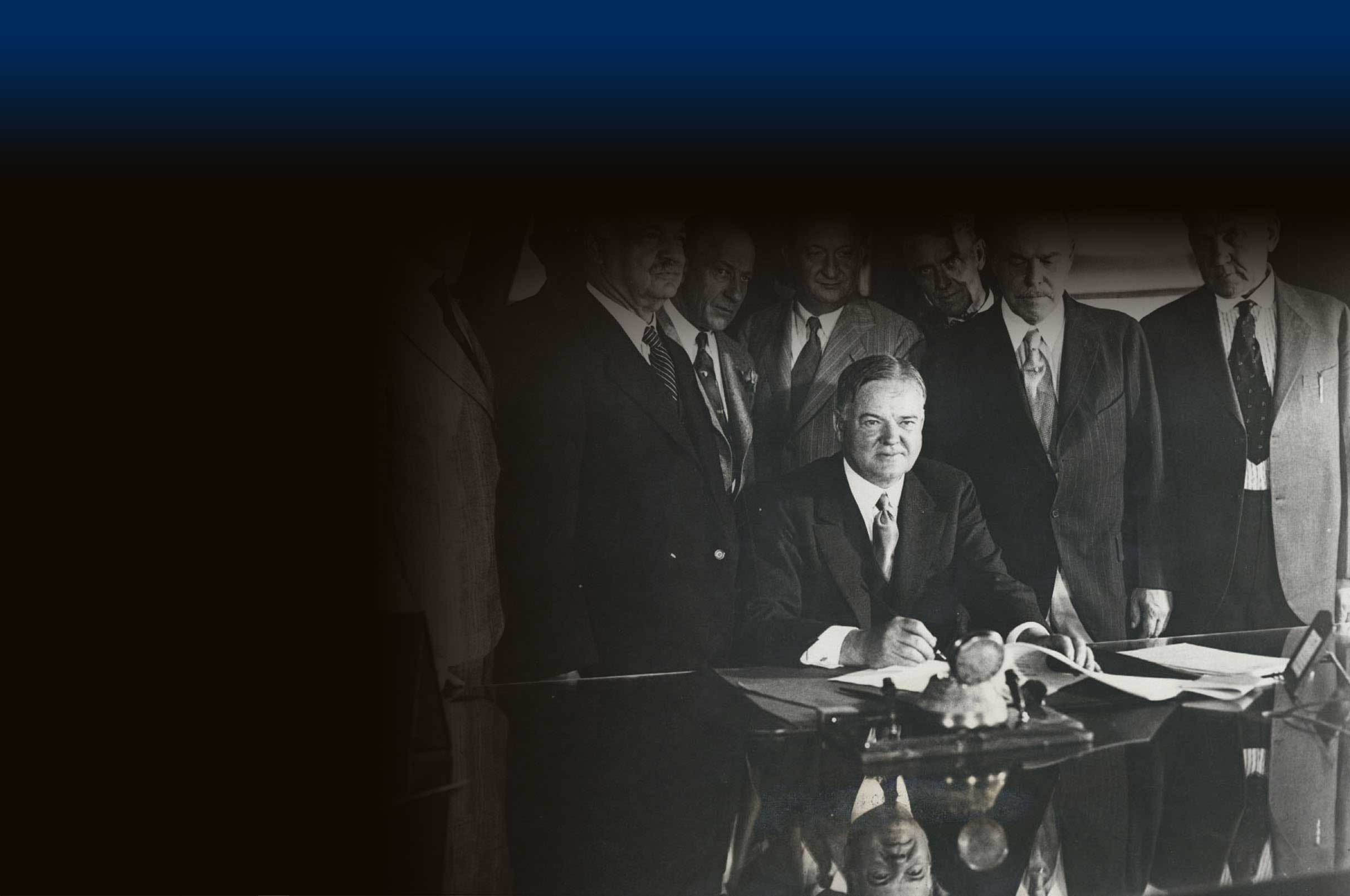 Oral History Collections | The Herbert Hoover Presidential