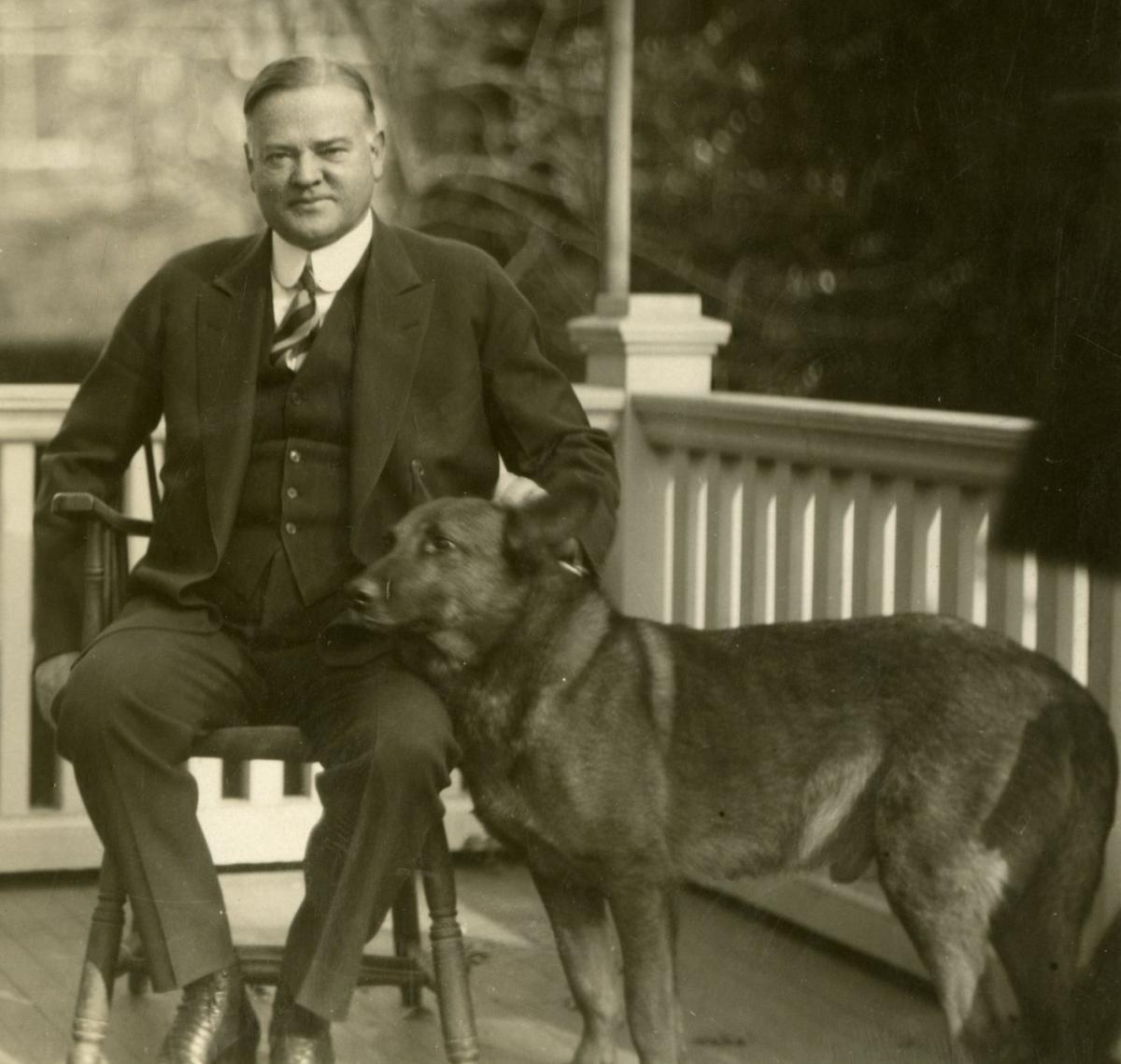 The First Familys Pets The Herbert Hoover Presidential Library